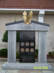 Blount County Veterans Memorial