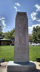 WWI Memorial- Boulder County Courthouse
