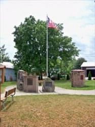 WWI Memorial - Potterville