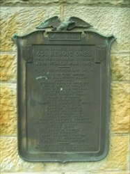 Livingston County WWI Honor Roll