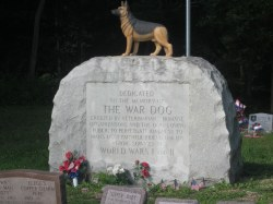 The War Dog Memorial