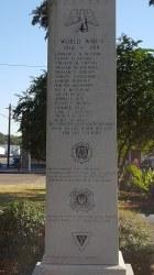 Arkansas County War Memorial