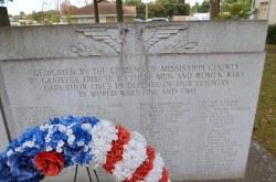 Mississippi County War Memorial