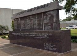 Cross County War Memorial