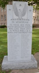Mississippi County War Memorial