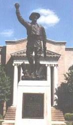 Attica 'Spirit of the American Doughboy' Statue