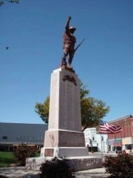 Blackford County WWI Monument