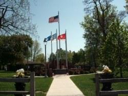 Boone County Veterans Memorial
