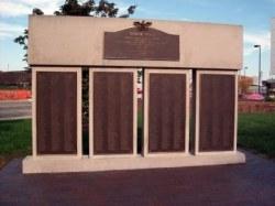 Bartholomew County WWI Honor Roll