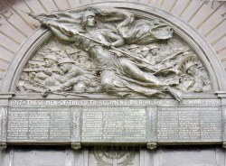 5th Regiment Armory WWI Memorial