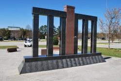 Bibb Co. - Macon - Middle Georgia Veterans Memorial