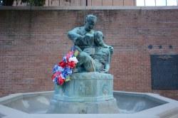 Doylestown - WWI Memorial Fountain