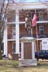 Emmitsburg WWI Doughboy Monument