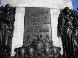 All Wars Memorial to Colored Soldiers and Sailors
