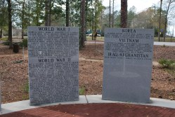 Emanuel Co. - Swainsboro  - All Wars Memorial