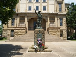 Tuscarawas County World War I Memorial