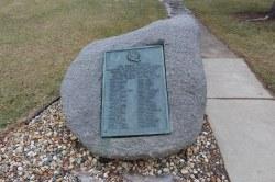 Mower County D.A.R. World War Memorial