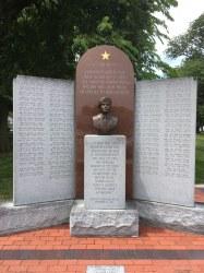 Edwardsville Soldiers & Sailors Gold Star Memorial