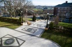 Tufts University Memorial Steps