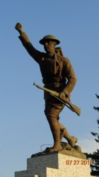 Cherry County NE WWI Memorial
