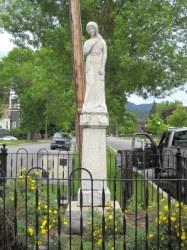 Austin Reedy WWl Memorial Statue