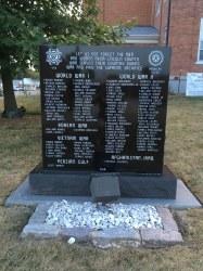 Lincoln County Missouri War Memorial