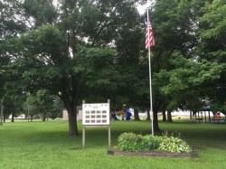World War 1 Memorial Tree Plaques