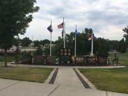 Mazeppa Veterans Memorial