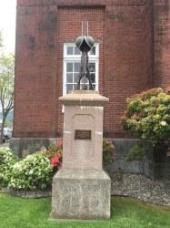American Legion WW1 Memorial Monument