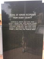 Henry County Veterans Memorial