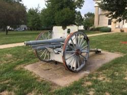 Ralls County WW1 Memorial Artillery Unit