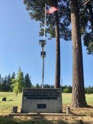 American Legion Memorial Monument