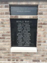 Stewartville Veterans Memorial