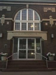 Black Hawk County Soldiers Memorial Hall