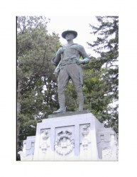 Amsterdam World War I Memorial
