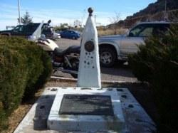 City of Bisbee War Memorial