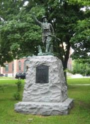 St. Albans WWI Monument
