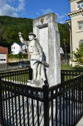 Boone County Doughboy Memorial