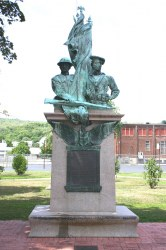 Luzerne County Soldiers and Sailors Monument