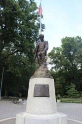 Buddy Monument / Richmond Hill War Memorial