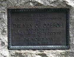 Odebolt Memorial