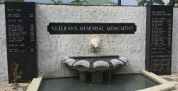 Collier County Veterans Memorial Monument