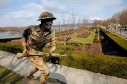 World War I Buddy Monument