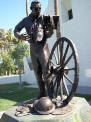 """""""The Chaplain"""" World War I Memorial"""