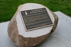 Women of Iowa World War 1 Memorial