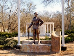 Fort Towson World War I Memorial