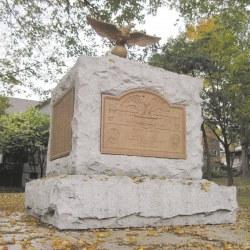 World War I Monument - Danville