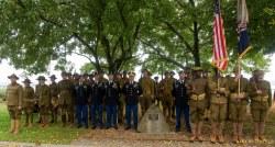 Governors Island World War I Memorials