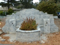 Foresters Memorial in Golden Gate Park