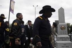 Buffalo Soldier World War I Memorial
